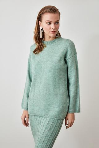 Trendyol Mint 2 Sweater - Dress Knitwear Suit dámské S