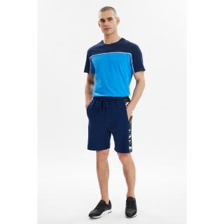 Trendyol Navy Blue Mens Shorts & Bermuda pánské M