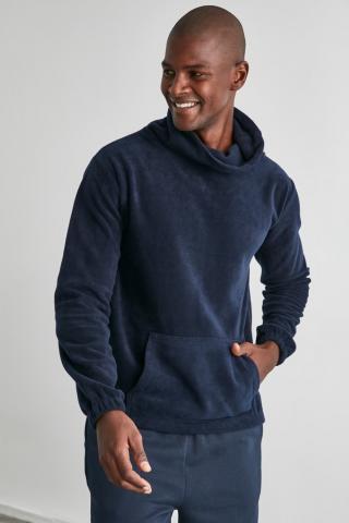 Trendyol Navy Mens Sweatshirt pánské S