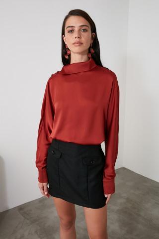 Trendyol Tile Basic Blouse dámské TİLE 34