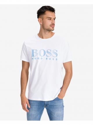 Triko BOSS pánské bílá XL