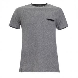 Triko Damrak Grey šedá XL