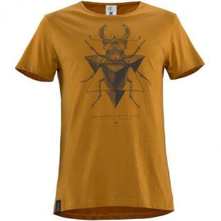 Triko Metamorphosis Golden Brown oranžová S