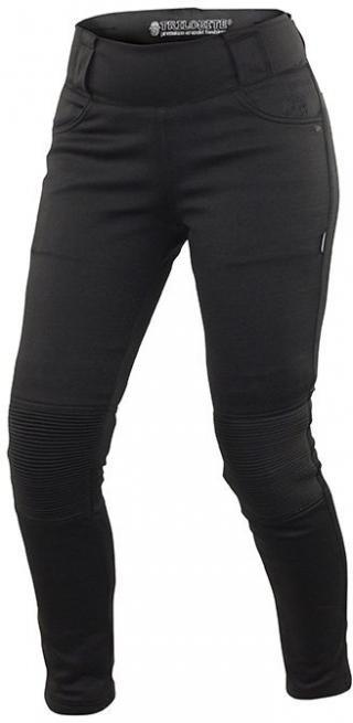 Trilobite 1968 Leggings Textilní kalhoty dámské Black 36