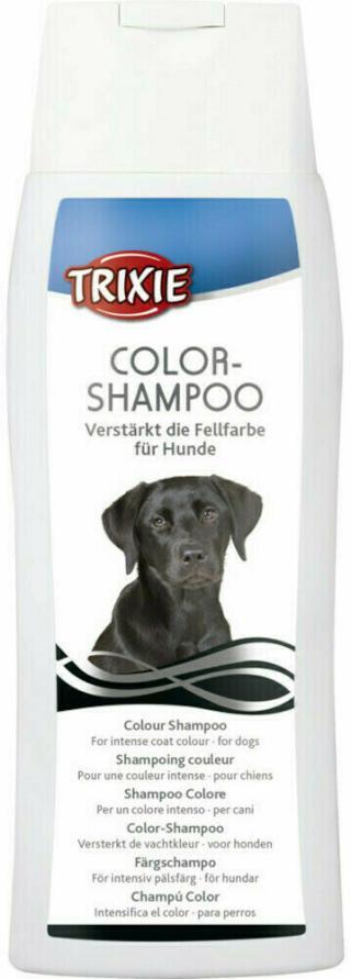 Trixie Colour Black Šampon pro psy 250 ml