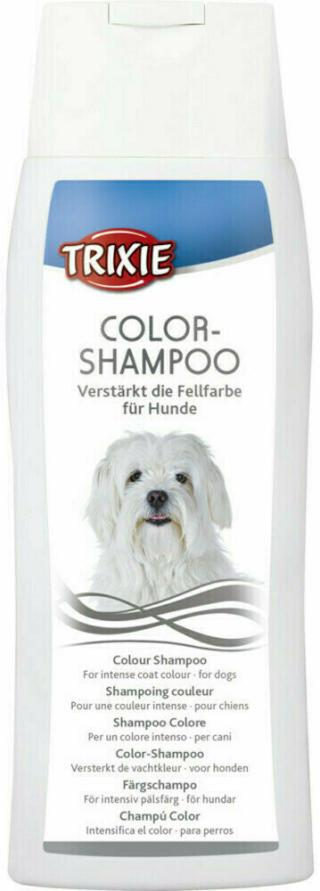 Trixie Colour White Šampon pro psy 250 ml