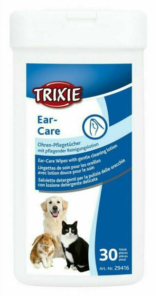 Trixie Ear Care Wipes Péče o uši pro psy
