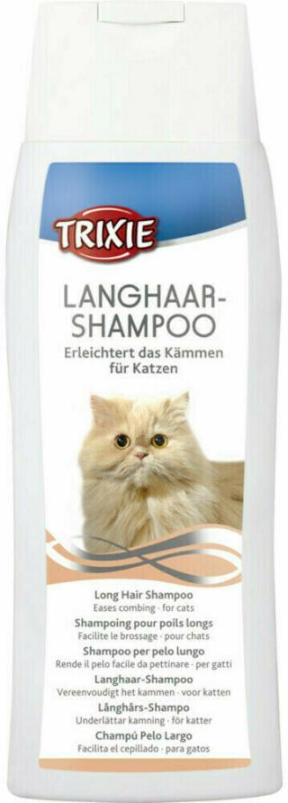 Trixie Long Hair Cat Shampoo Šampon pro kočky 250 ml