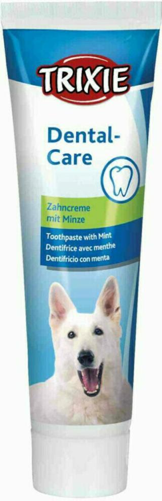 Trixie Toothpaste With Mint Péče o zuby pro psy