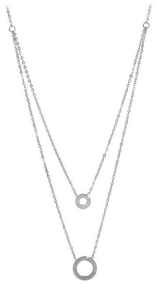 Troli Dvojitý ocelový náhrdelník