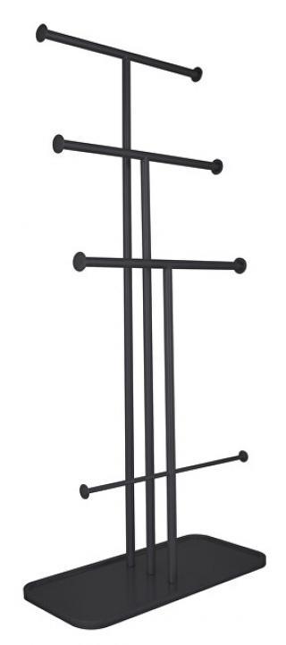 Troli Elegantní stojan na šperky Black Stand