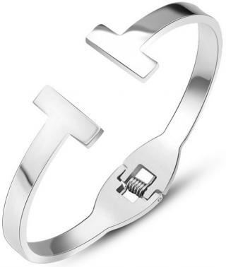 Troli Luxusní ocelový náramek pro ženy dámské