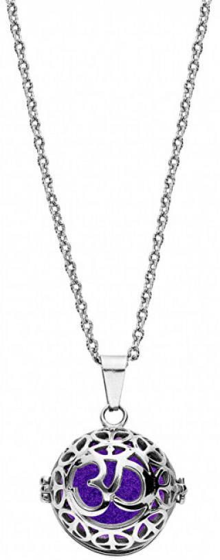 Troli Multifunkční ocelový náhrdelník s vyměnitelným středem 132467