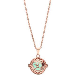 Troli Multifunkční pozlacený náhrdelník s vyměnitelným středem 132467D