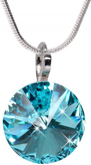 Troli Náhrdelník Rivoli 14 mm Light Turquoise