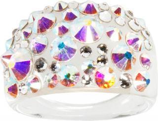 Troli Prsten Bubble Crystal AB 59 mm
