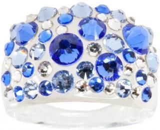 Troli Prsten Bubble Sapphire 56 mm