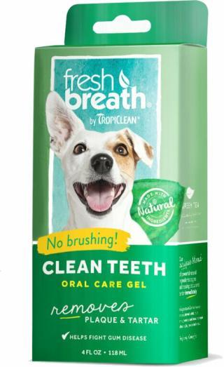 Tropiclean Fresh Breath Péče o zuby pro psy 118 ml