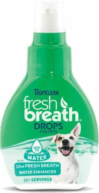 Tropiclean Fresh Breath Péče o zuby pro psy 65 ml