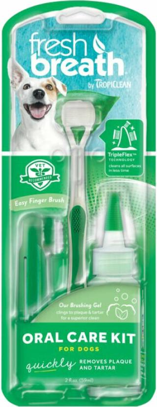Tropiclean Fresh Breath Péče o zuby pro psy