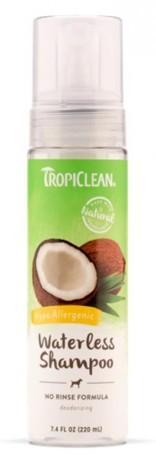 Tropiclean Šampon bezoplachový hypoalergenní 236ml