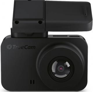 TrueCam M7 GPS Dual Kamera do auta Černá Black