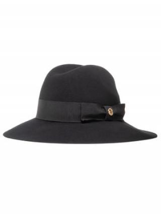 Trussardi Jeans Klobouk Hat Ovale Mettallico 59Z00242 Černá 00