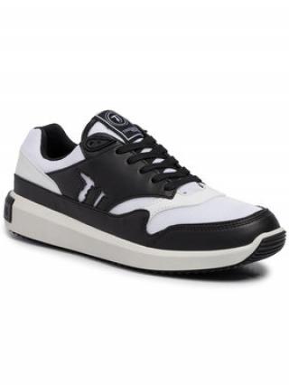 Trussardi Jeans Sneakersy 77A00184 Černá pánské 40