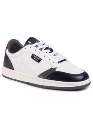Trussardi Jeans Sneakersy 77A00271 Bílá pánské 42