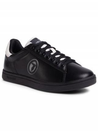 Trussardi Jeans Sneakersy 77A00274 Černá pánské 40