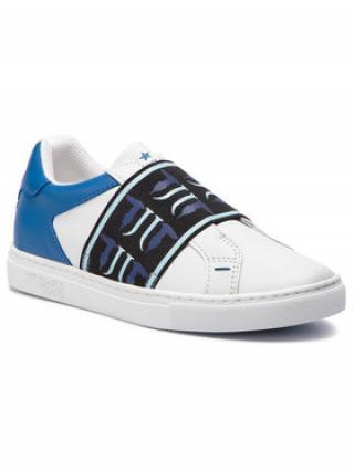 Trussardi Jeans Sneakersy 79A00329 Bílá dámské 36