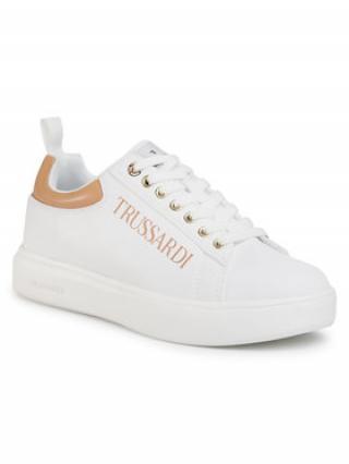 Trussardi Jeans Sneakersy 79A00551 Bílá dámské 36
