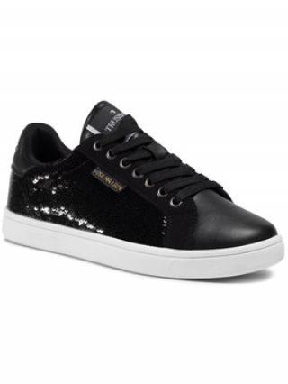 Trussardi Jeans Sneakersy 79A00564 Černá dámské 36
