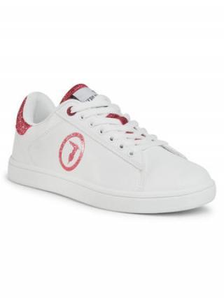 Trussardi Jeans Sneakersy 79A00565 Bílá dámské 36