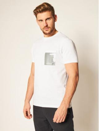 Trussardi Jeans T-Shirt 52T00378 Bílá Regular Fit pánské M