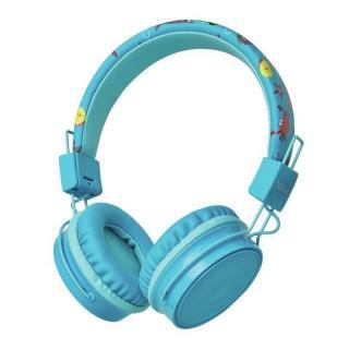 Trust Comi Bluetooth Wireless Kids Headphones Blue