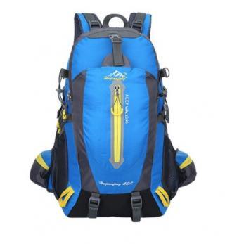 Turistický batoh unisex - 6 barev Barva: modrá
