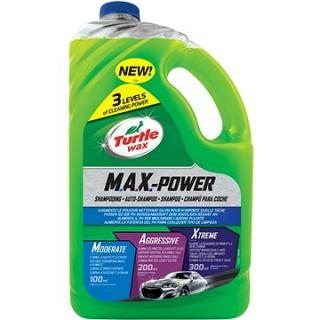 Turtle Wax MAX POWER šampon 2,95 l