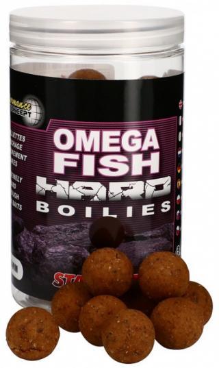 Tvrdé boilie starbaits hard concept 200gr omega fish 20mm