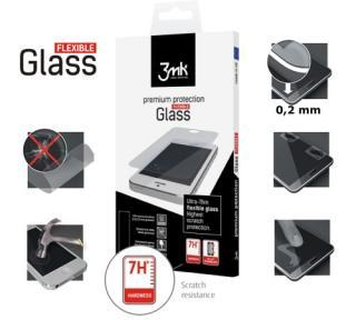 Tvrzené sklo 3mk FlexibleGlass pro HTC ONE M8S