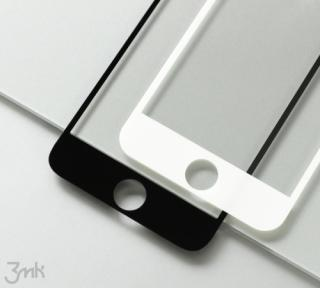 Tvrzené sklo 3mk HardGlass Max Lite pro Apple iPhone 6 Plus, bílá