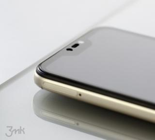 Tvrzené sklo 3mk HardGlass Max Lite pro Apple iPhone 6/6s, černá