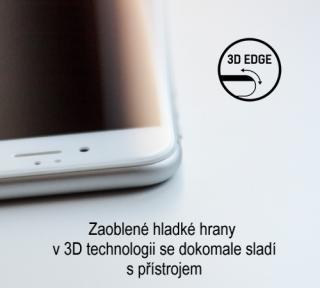 Tvrzené sklo 3mk HardGlass MAX pro Apple iPhone XS Max/11 Pro Max, black