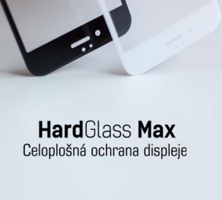 Tvrzené sklo 3mk HardGlass MAX pro Samsung Galaxy S8 Plus, black
