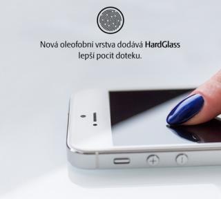 Tvrzené sklo 3mk HardGlass pro Apple iPhone 12 mini, transparentní