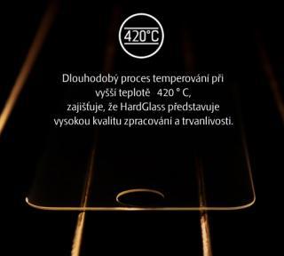 Tvrzené sklo 3mk HardGlass pro Xiaomi Redmi Note 10 5G