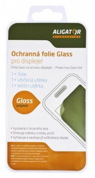 Tvrzené sklo Aligator GLASS pro HTC One E9 Plus