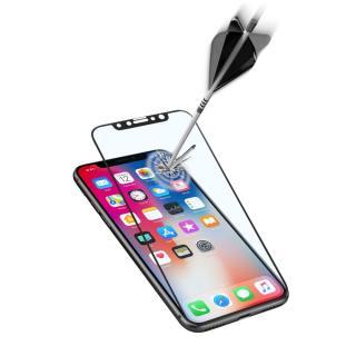 Tvrzené sklo CellularLine CAPSULE pro Apple iPhone X/XS/11 Pro