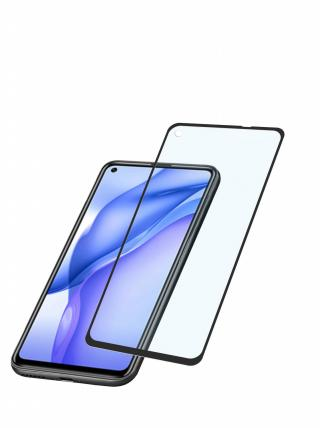 Tvrzené sklo Cellularline Capsule pro Huawei Mate 40 Lite black