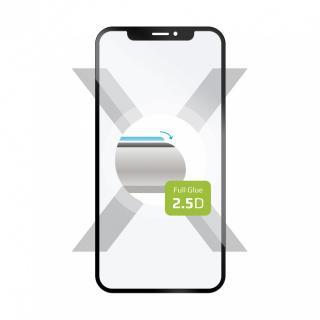 Tvrzené sklo FIXED Full-Cover pro Motorola Moto G9 Play black